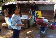 14 mil personas están sin agua en Matías Romero por fallas eléctricas, CFE ignora pagina 3