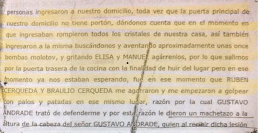 Acusación de la familia Zepeda contra Asamblea pagina 3