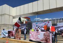 """Reformas penales que legalizan al aborto """"violentan la Constitución"""", argumentan Pro Vida y diputada"""
