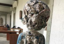 Demián Flores, discípulo de Toledo, inaugura su exposición Nuevos Dioses desde el México Antiguo en el Museo Tamayo pagina 3