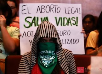 Ya hay acuerdos en la Legislatura; Mareas Verde y Celeste se enfrentan en recinto legislativo