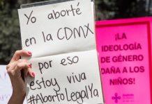 No hay despenalización del aborto, pero será legal antes de la semana 12 del nonato pagina 3