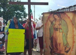 Piden a Jesucristo frenar reforma pro aborto en sede del Congreso pagina 3