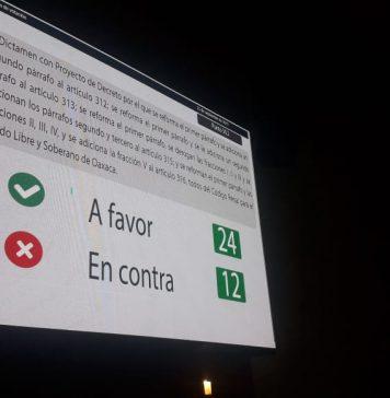 Con 24 votos a favor y 12 en contra, Congreso aprueba despenalizar el aborto en Oaxaca pagina 3