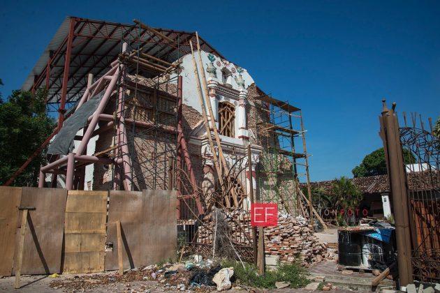 conmemoración del terremoto de 7 de septiembre