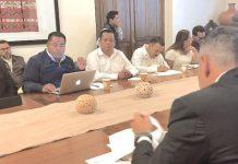 Tranquilidad reunión Tuxtepec