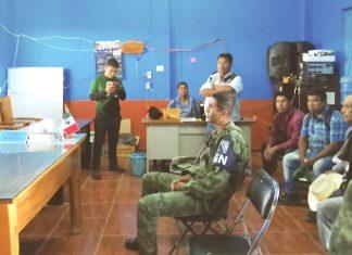 Yucuquimi de Ocampo Ejército