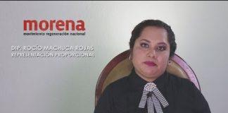 diputada Rocío Machuca evita tema de feminicidios y huye de entrevista pagina 3