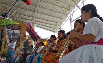 filarmónica mujeres del viento florido, de tlahuitoltepec luce su primer disco pagina 3