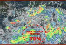 Ciclón Centroamérica- Oaxaca