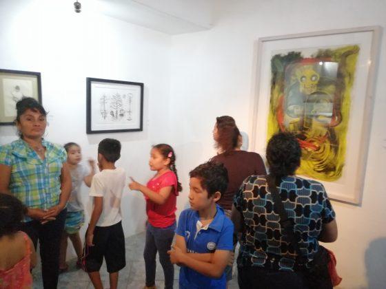 A 40 días de su partida, artistas de Oaxaca rinden homenaje al maestro Toledo con exposición colectiva pagina 3