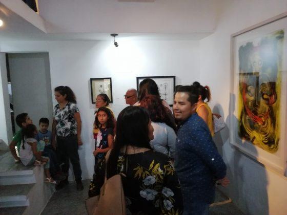 A 40 días de su partida, artistas de Oaxaca rinden homenaje al maestro Toledo con exposición pagina 3
