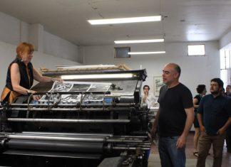 Oaxaca es la capital con más prensas en el mundo y enorme producción gráfica Fernando Aceves pagina 3