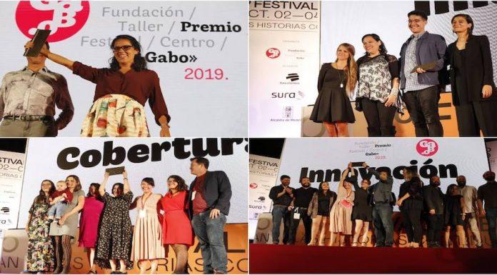 Premio Gabo 2019
