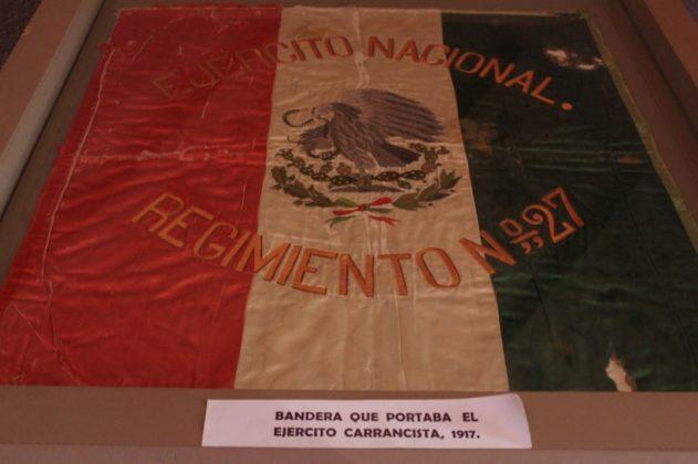 bandera del ejército carrancista en santa catarina lachatao pagina 3