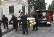 Gobierno mexicano pagó 1.5 millones por trasladar las cenizas de José José