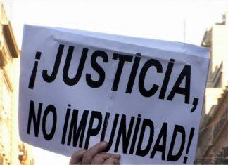 justicia no impunidad