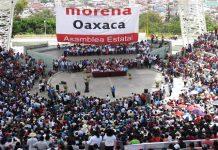 En el aire la renovación de la dirección de Morena por COVID-19; en Oaxaca siguen sin dirigentes formales