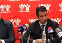 Alejandro Murat y David Penchyna cobraron más de 40 mdp por dejar el Infonavit: Reforma pagina 3