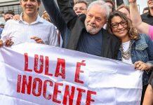 Después de 580 días en prisión, ya es libre el ex presidente brasileño Lula da Silva pagina 3