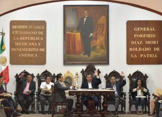 Cabildo capitalino aprobó la instalación de parquímetros en la Ley de Ingresos 2020