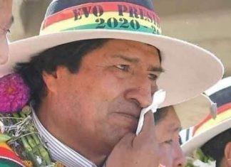 """Congreso de Oaxaca nombra """"ciudadano honorifico"""" a Evo Morales del estado pagina 3"""