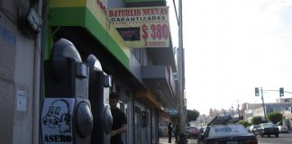 Alistan parquímetros en la capital de Oaxaca Pagina 3