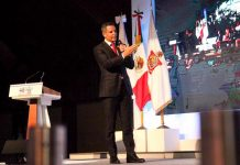 El gobernador electo del estado de Oaxaca se ganó el lugar número 26 de 32 entidades en aprobación pública, por lo que aparece en la zona roja del informe generado por la encuesta nacional de Massive Caller, una emprsa regia de telecomunicaciones pagina 3