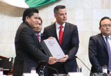 """""""Seremos sus aliados, no sus cómplices"""", Legislatura va suave contra Murat en el informe de Gobierno pagina 3"""