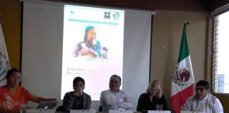 """Más derechos y menos folclor"""", piden a gobierno en panel de la Defensoría de DDHH de Oaxaca"""