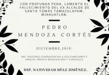 Tamazulapam Pedro Mendoza