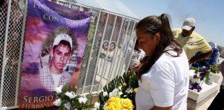 Agente fronterizo mató a joven mexicano