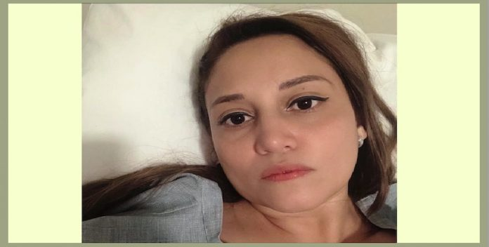 Atentado Guadalupe Díaz Pantoja