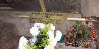 La tumba de Jenny