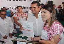 Subsecretaria de salud abandona contingencia de coronavirus por registrarse en el PRI