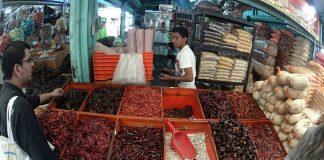 Mercados y comercios de Oaxaca intentan sobrevivir al COVID-19