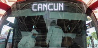 El principal destino turístico de México, en jaque por la pandemia