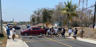 Por #COVID-1: bloquean aeropuerto de Huatulco; retienen y discriminan a médicos
