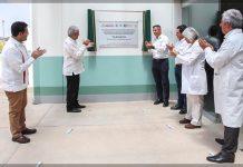 Inaugura AMLO hospital que se quedó sin estrenar en Tlaxiaco
