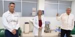 Tras 10 años de abandono, Obrador y Murat inauguran el Hospital Rural de Tlaxiaco