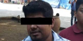 """""""La está violando"""", captan infraganti a miembro del CODEP abusando de una mujer"""