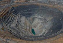 El COVID-19 detiene la minería durante un mes