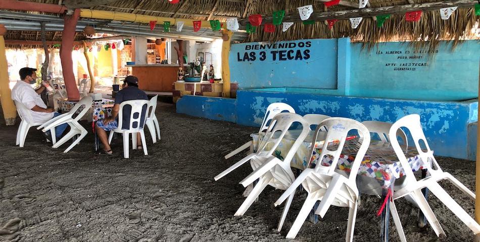 Pandemia y contaminación afectan actividades pesquera y turística de Playa Vicente