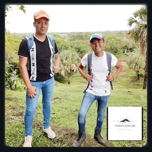 Promoviendo Acatlán
