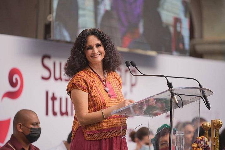 Las mujeres vamos a consolidar la 4T en Oaxaca: Susana Harp